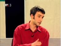NA RUBU ZNANOSTI, emisija na HTV-3, 2003.g., voditelj Krešimir Mišak