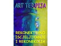 REKONEKTIVNO ISCJELJIVANJE & REKONEKCIJA / ART TERAPIJA - Ratka Vujičić