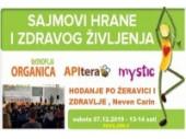 Predavanje: Hod po žaru i zdravlje - Zagrebački Velesajam - Sajam zdravog življenja - subota 07.12.2019 - 13-14h - paviljon 6