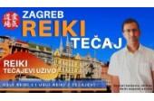 Reiki tečajevi 1 i 2 - Zagreb 15 i 16.08